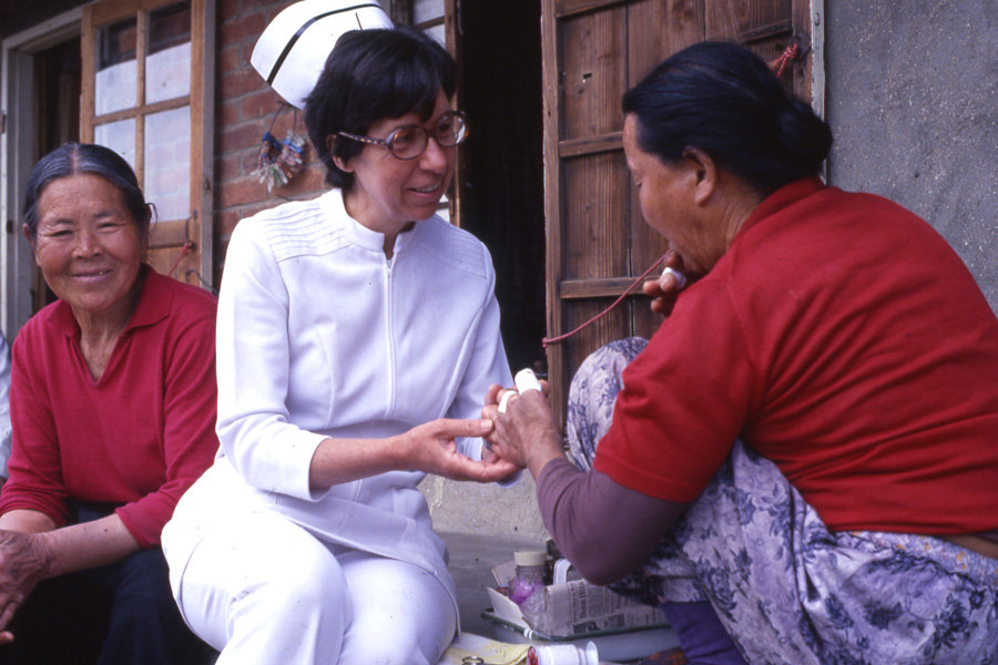 lifetime of Healing, Maryknoll Sisters