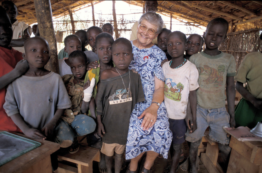 Lifetime of Healing, Toposa children South Sudan