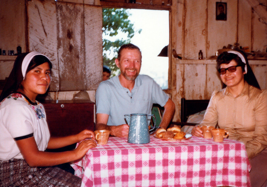 Father Rother, Maryknoll Magazine