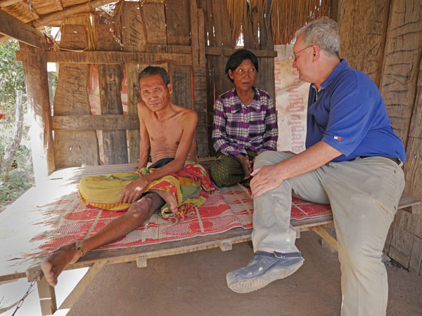 Maryknoll Magazine, July 2016 Chained in Cambodia