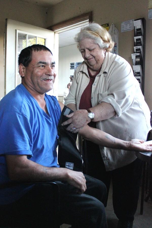 Health screenings for migrant workers in Pennsylvania