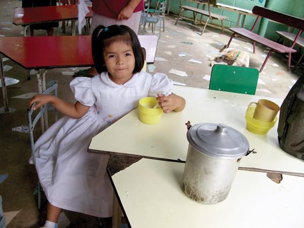 Nutrition, Soy Program for Children in El Salvador