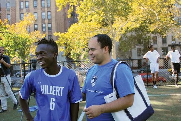 La Union Soccer Team, South Bronx NY