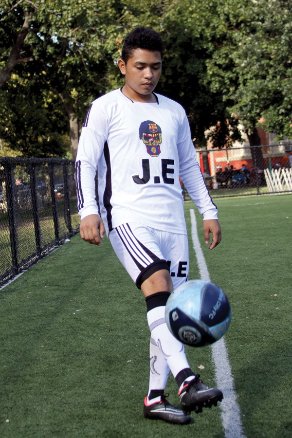 La Union soccer team, South Bronx