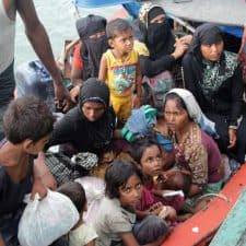 The tragic plight of the Rohingya