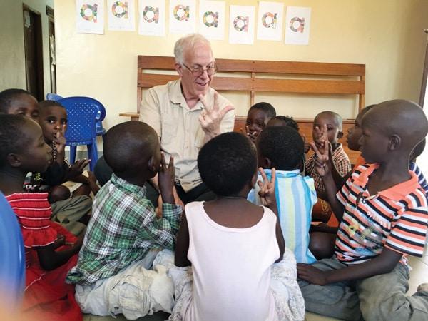 Mwanza, Tanzania school choldren, Maryknoll Lay Missioers