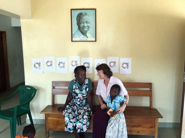 Mwanza, Tanzania school. Maryknoll Lay Missioners