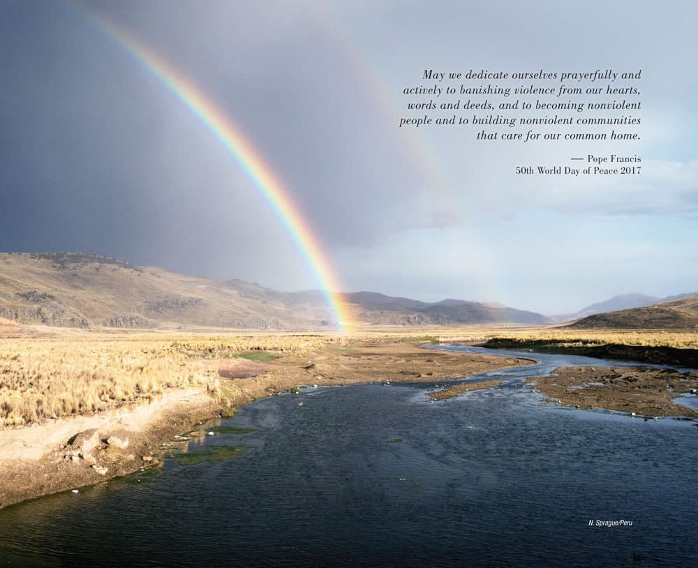 Maryknoll Magazine, March / April 2017 Center Spread
