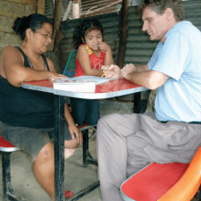 Making mission rounds of hope