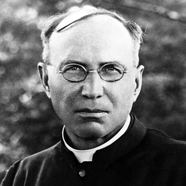 Father Price proclaimed the Gospel in his native North Carolina for 25 years before co-founding the Maryknoll Fathers and Brothers with Father James A. Walsh in 1911. (Maryknoll Mission Archives)