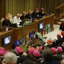 Amazon Synod is a time to listen and discern, pope says