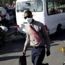Haiti will likely be hit hard during pandemic