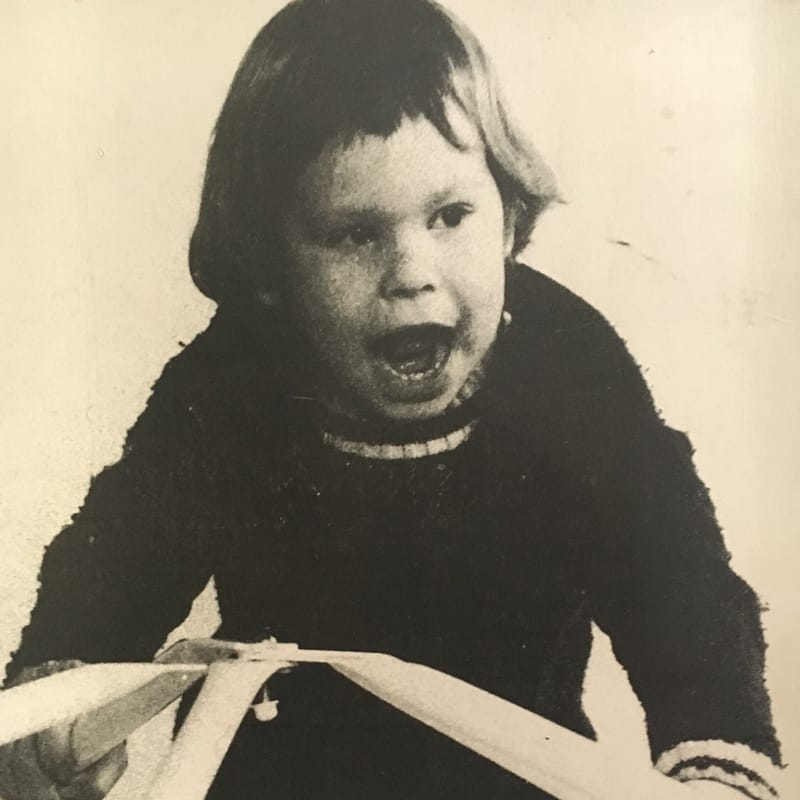 Fun-loving toddler Gregory McPhee . (Courtesy of Gregory McPhee)