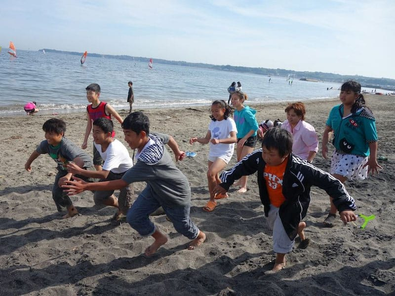 Kalakasan also offers a children's program for bicultural children through multicultural lessons and activities. (Courtesy of Kalakasan Center)