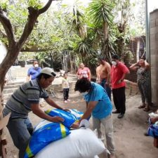 Getting food to those in need during El Salvador quarantine