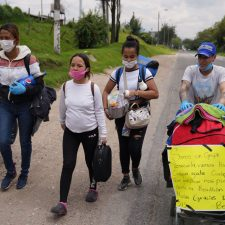 Venezuelan Refugees Face Disaster Amid Pandemic
