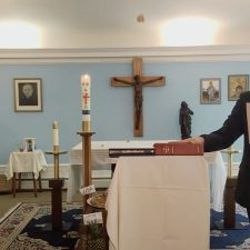Argentine Priest Takes Permanent Oath as a Member of Maryknoll