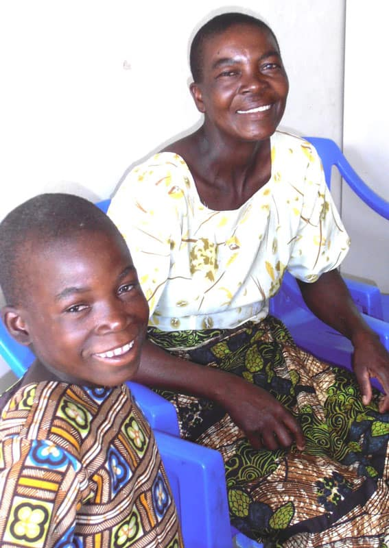 Fond memories of Ester and the resilience of Mama Ester inspire Maryknoll Lay Missioner Joanne Miya. (Courtesy of Joanne Miya/Tanzania)
