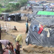First COVID-19 death reported in Rohingya camps